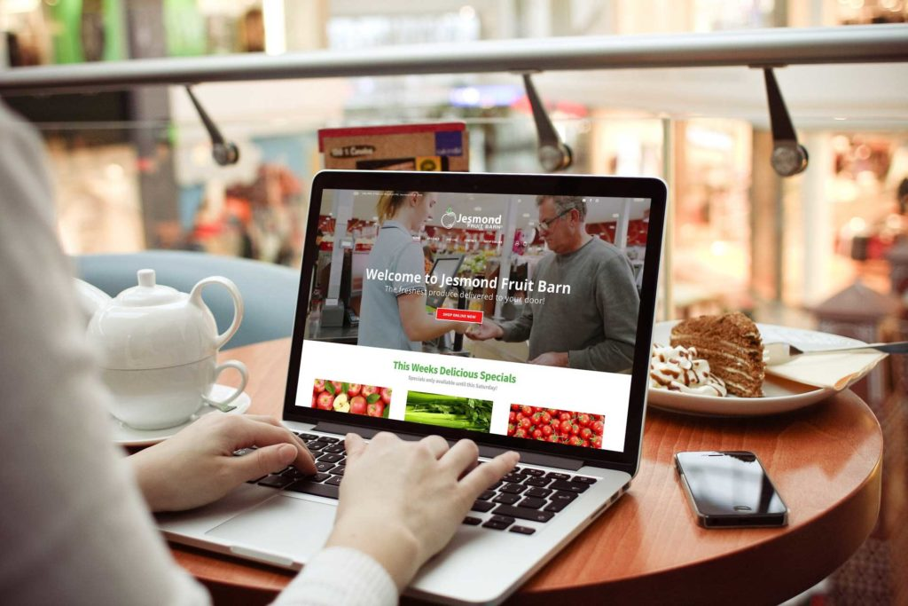Newcastle website design with mobile friendly and SEO services | Newcastle Creative Co