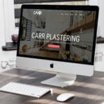 our portfolio of website design is five star | Newcastle Creative Co