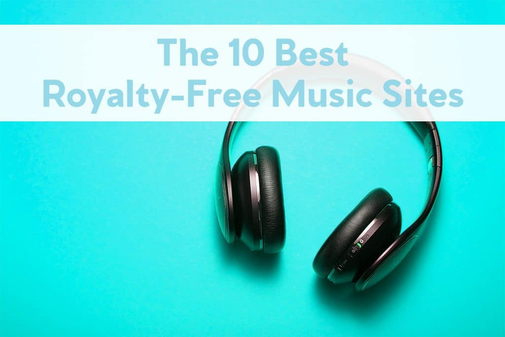 royalty-free music sites blog