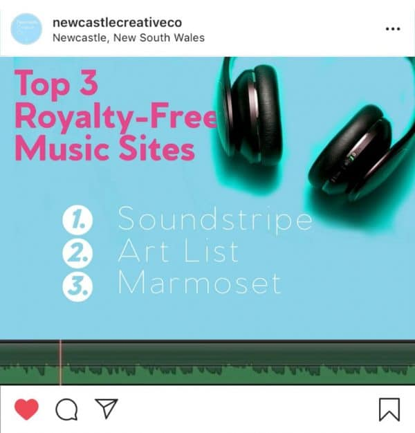Our Top 3 Royalty Free Music Sites
