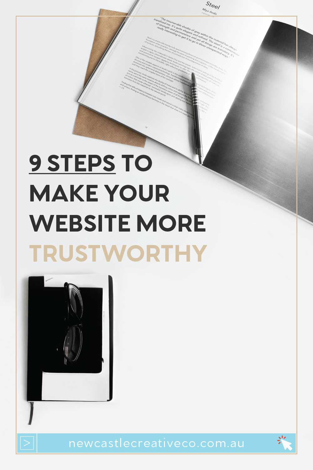 9 Steps to make your website more trustworthy